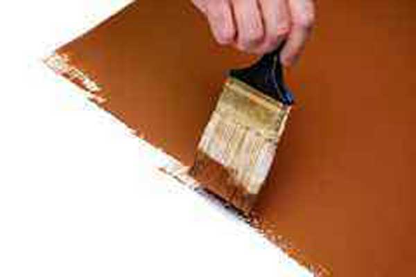 Brown Painting and Coating