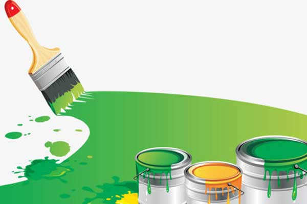Green Paint and Coating