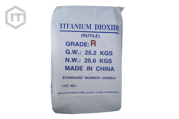 Titanium Dioxide Rutile Package