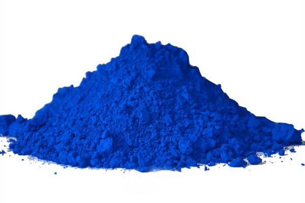 Blue Iron Oxide Pigment