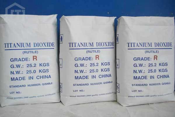 Titanium Dioxide Rutile Grade for Masterbatch
