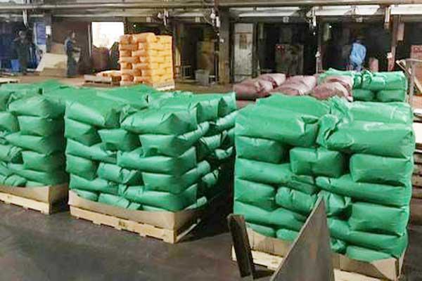 Green Iron Oxide Factory