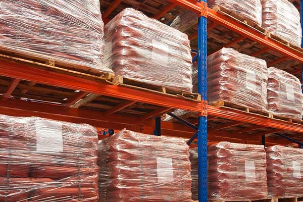 Iron Oxide Red Warehouse