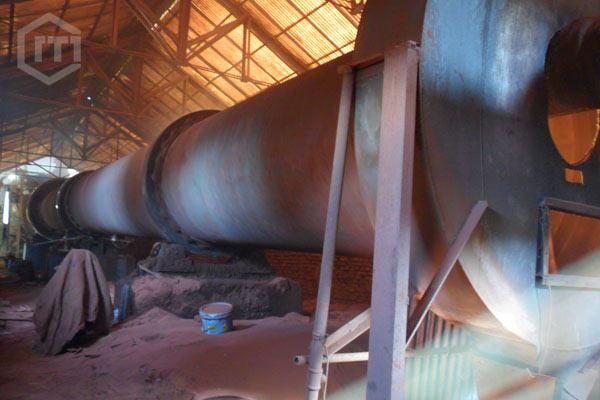 iron oxide production line